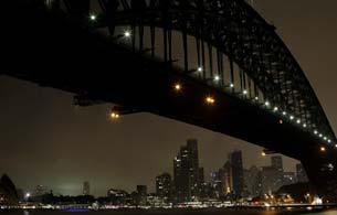 Ver v?deo  'Sydney comenzó con el Apagón por el Planeta'