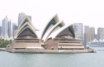 Españoles en el mundo - Sydney