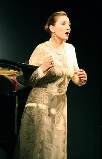 Sylvia Schwartz. Soprano