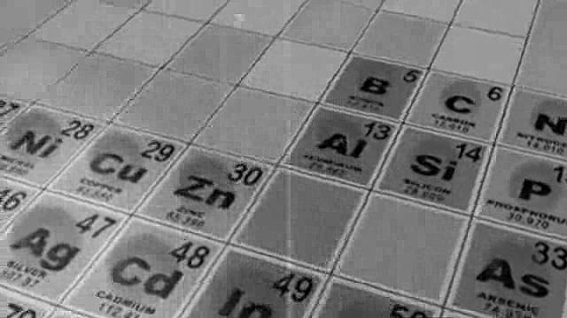 UNED - Tabla periódica de Mendeléyev - 21/09/12