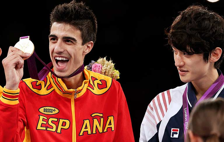 Taekwondo 'made in Spain': Oro y plata