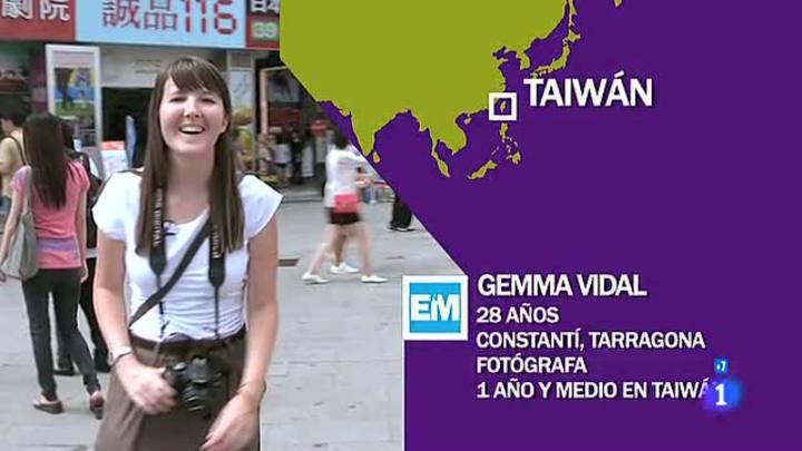 Españoles en el mundo -Taiwan - Gemma