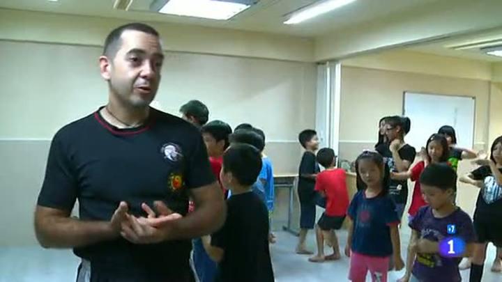 Españoles en el mundo -Taiwan - José