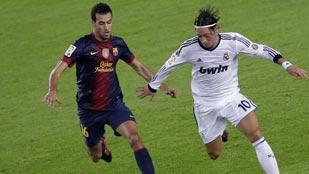 El talento de Messi y de Cristiano deja en tablas el clásico
