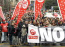 MANIFESTACION CONTRA LA REFORMA LABORAL EN SANTANDER