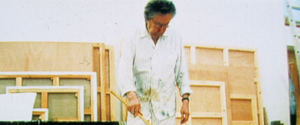 Tàpies en su estudio - Imprescindibles