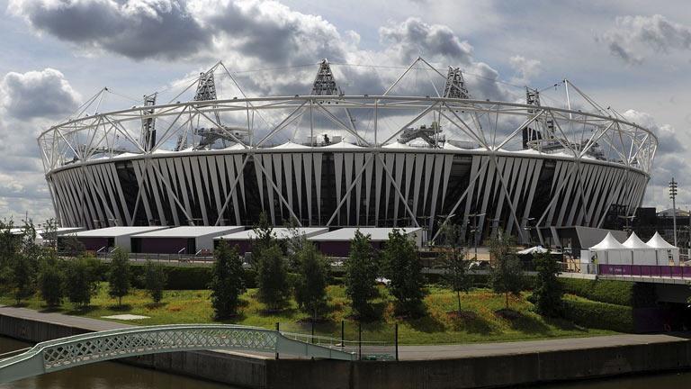 Una tarde en el parque olímpico
