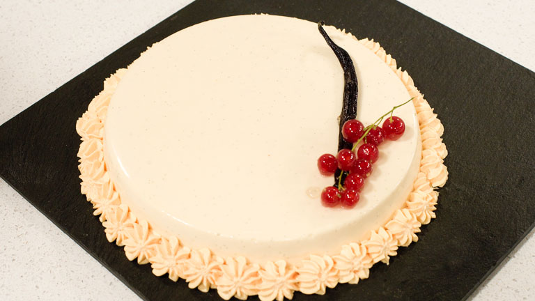 Saber Cocinar - Postres - Tarta al whisky 