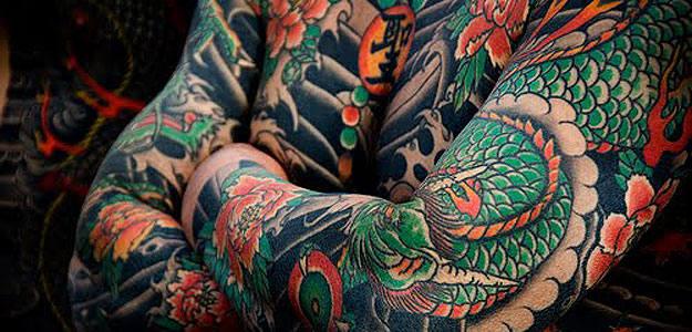 Tatuaje irezumi