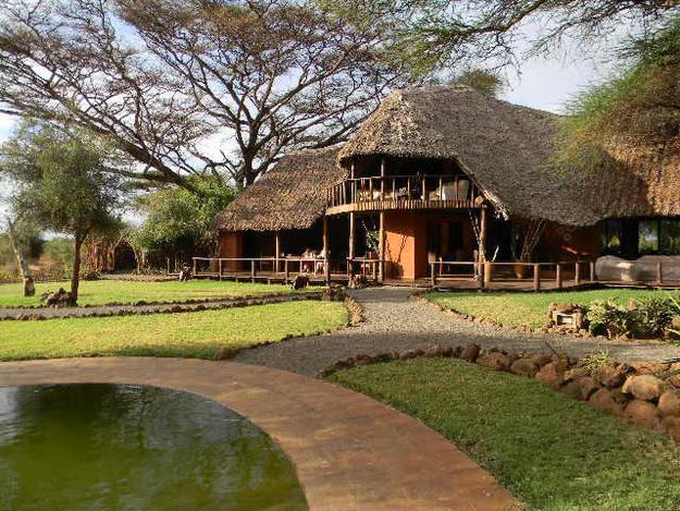 El Tawi Lodge, en total armonía con la naturaleza - Buscamundos