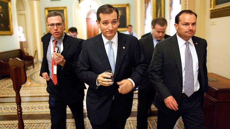 El ala derecha del partido republicano mantiene vivo su enfrentamiento con Obama pese a la derrota en el presupuesto