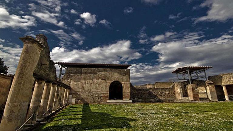 Tecnología punta para salvar las ruinas de Pompeya