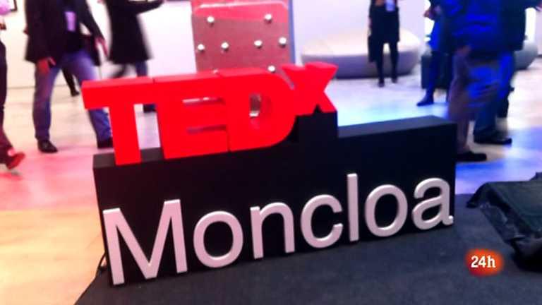 Cámara abierta 2.0 - TEDx Moncloa; Pigafe.com; la red social Esperanzae.com; José Mercé en 1minutoCOM - 24/11/12