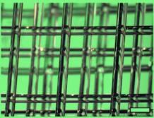Estructura de los tejidos creados por la impresora que ha desarrollado la Universidad de Penn