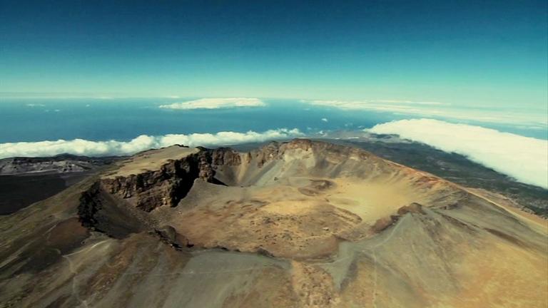 España a ras de cielo - El Teide