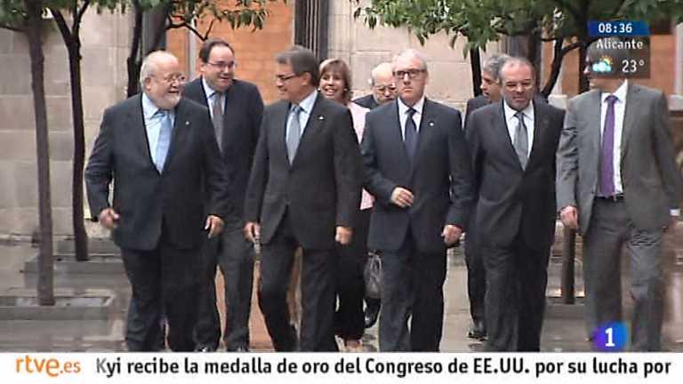 Telediario - 8.30 horas - 20/09/12