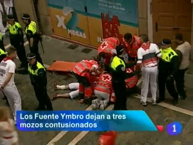 Telenavarra - 11/07/2012