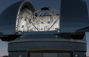Ver v?deo  'El Telescopio Europeo Extremadamente Grande'
