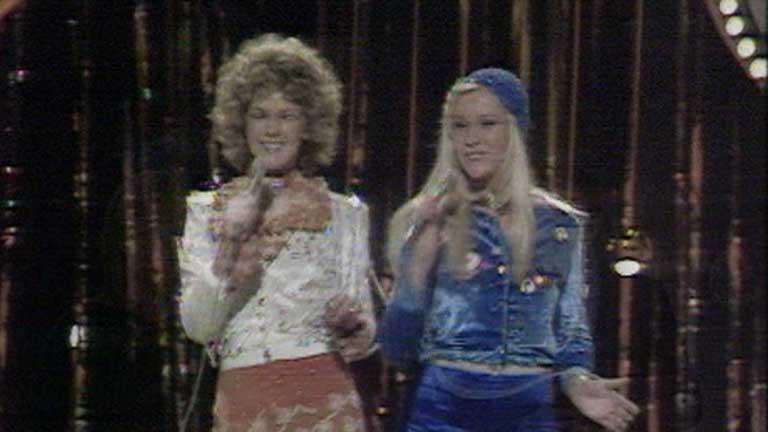 ABBA publica un tema inédito de su primera canción
