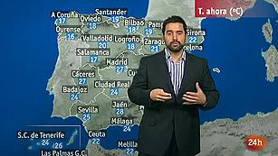 Ver vídeo  'Temperaturas extremas por la ola de calor'