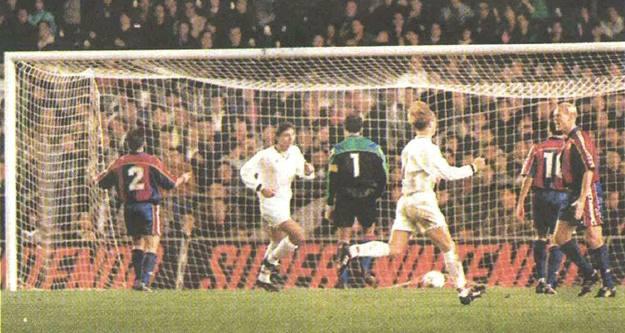El CSKA eliminó al Barça en 1992
