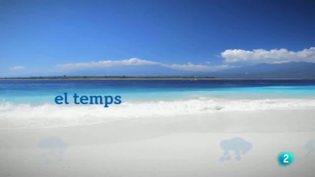 El Temps Cap de Setmana - 13/07/2012