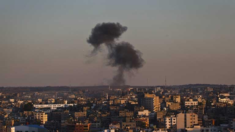Las alarmas antiaéreas han sonado hoy en Tel Aviv por primera vez desde la Guerra del Golfo de 1991