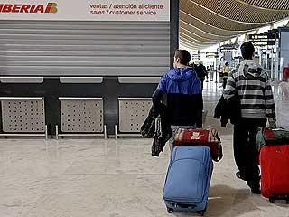 Ver vídeo  'La tercera jornada de huelga de los pilotos de Iberia se desarrolla sin incidentes'