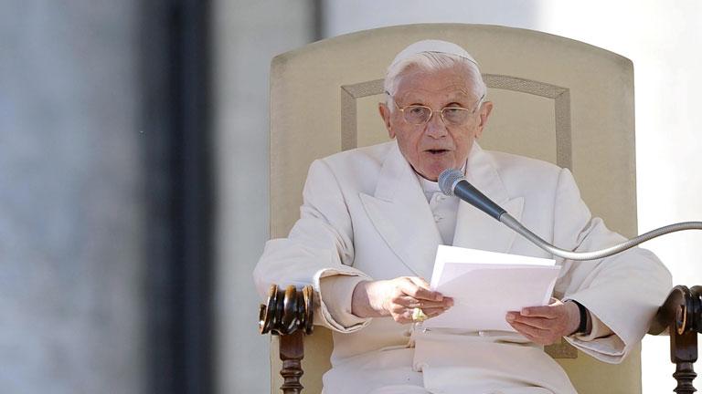 La tercera parte de la trilogía de Benedicto XVI 'Jesús de Nazaret' será presentada este martes en Roma