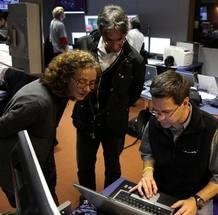 Teresa Rodrigo, investigadora del CERN