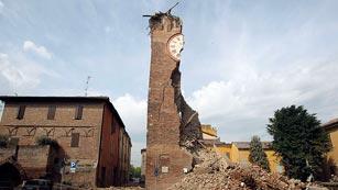 Ver vídeo  'Un terremoto a 35 kilómetros de Bolonia, Italia, deja 6 muertos y 50 heridos'