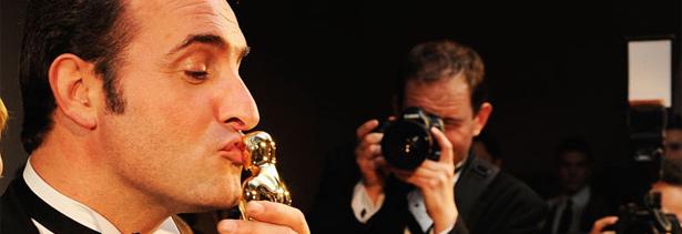 'The Artist', gran triunfadora de los Oscar