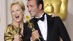 Ver vídeo  ''The Artist' triunfa en los Oscar'