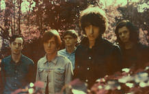 The Horrors en una foto promocional de su tercer álbum 'Skying'