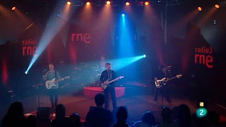 Los conciertos de Radio 3 - The Rubinoos