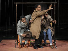 THE SUIT (Peter BROOK) 2012
