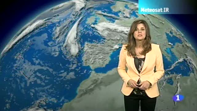 El tiempo en Andaluc&iacute;a - 20/05/2013