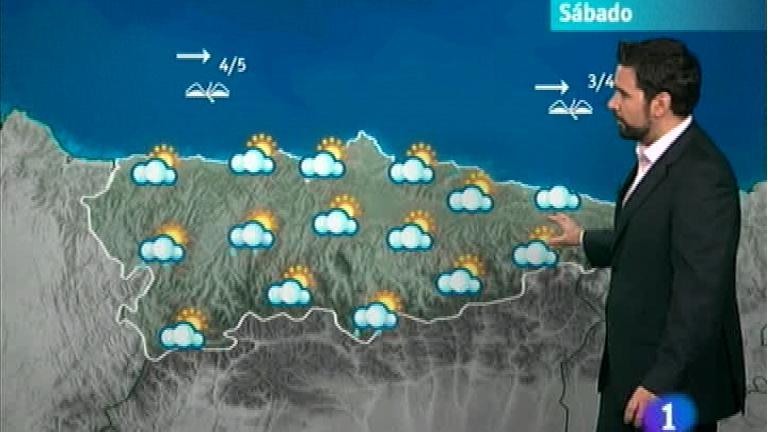El tiempo en Asturias - 03/08/12