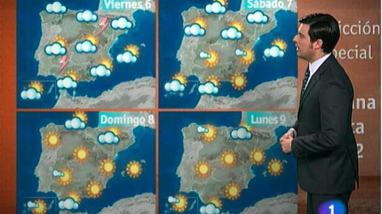 El tiempo en asturias 04 03 12 panorama regional rtve - El tiempo en siero asturias ...