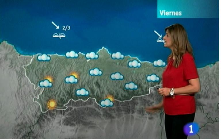 El tiempo en asturias 11 10 12 panorama regional rtve - El tiempo en siero asturias ...
