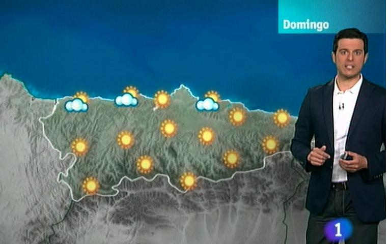 El tiempo en Asturias - 20/07/12