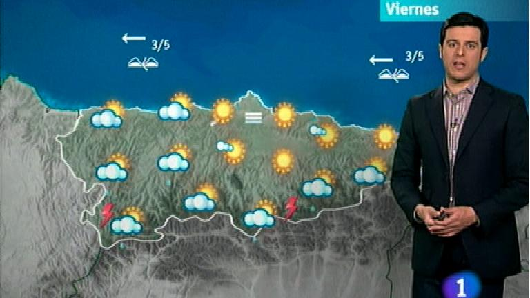 El tiempo en Asturias - 31/05/12