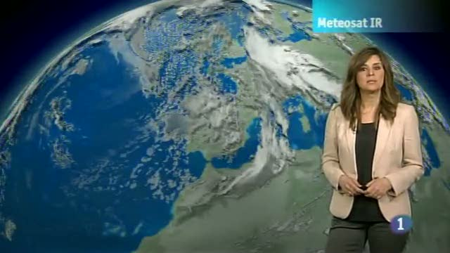 El tiempo en Castilla- La Mancha. 17/05/13