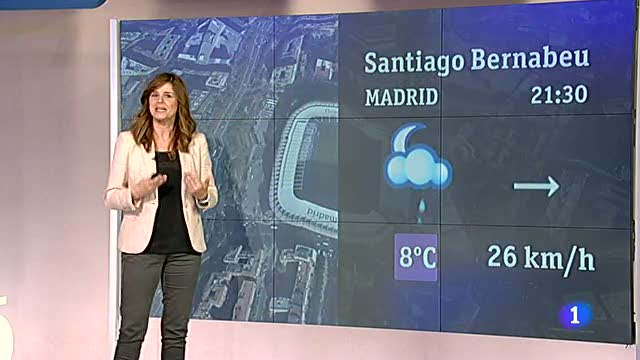 El tiempo en la Comunidad de Madrid - 17/05/13