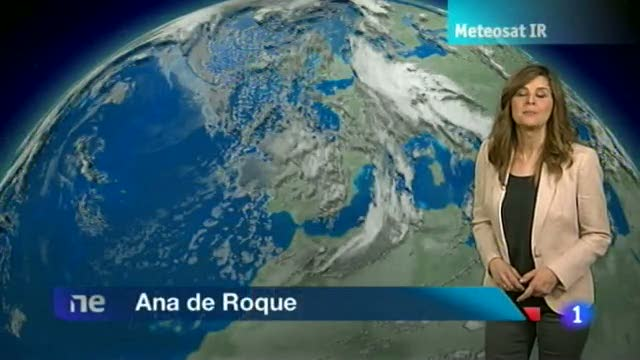 El tiempo en Extremadura - 17/05/13