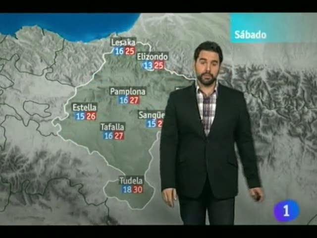El Tiempo en Navarra-27/07/12