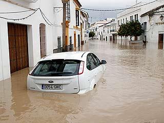 Ver v?deo  'El Tiempo - Prorrogan la alerta naranja y el plan de emergencias en Andalucía Occidental - 07/12/10'