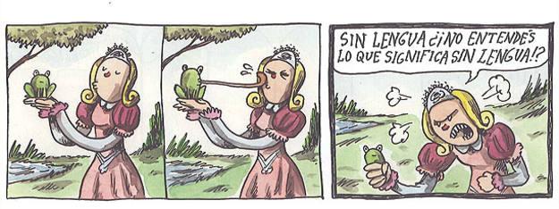 Tira de 'Macanudo', de Liniers