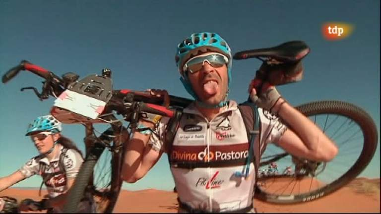 Mountain Bike - Titan Desert - Resumen 1ª etapa