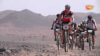 Mountain Bike - Titan Desert. Resumen 2ª etapa